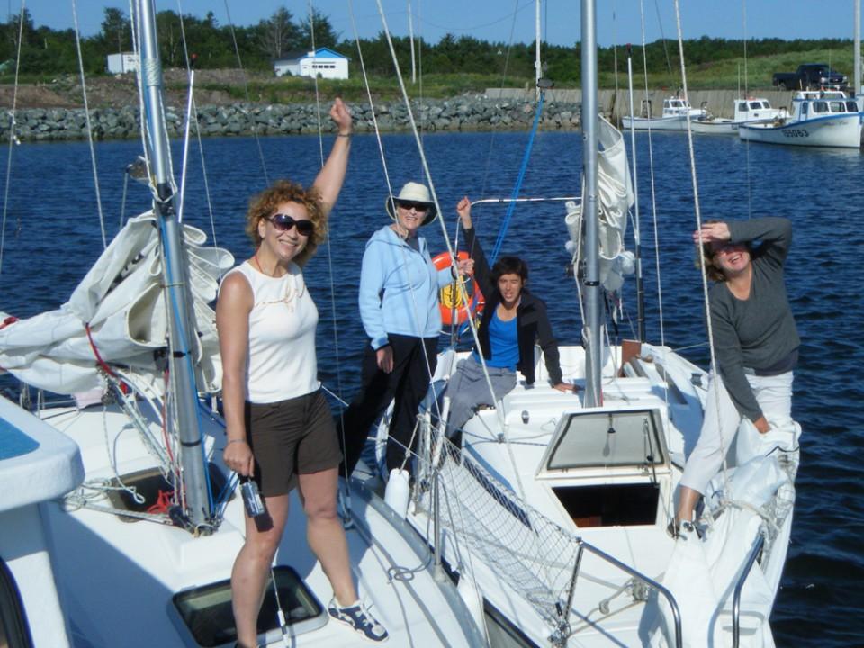 2010 flottille de filles