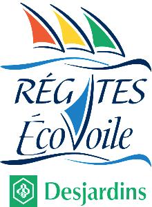 Logo Régates Écovoile transparent